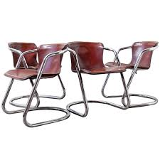 Leather And Chrome Chairs 157 Best Leather And Chrome Images On Pinterest Armchair Chairs