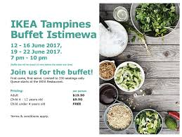 ikea programme cuisine ikea singapore extends shopping and dining hours till 12mn this