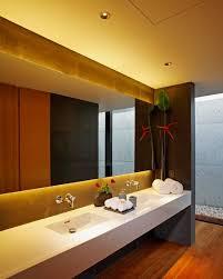 Modern Bathroom Design In Naka Phuket Resort Paradise In Thailand - Resort bathroom design