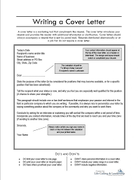 How To Set Up A Resume Bright Ideas How To Create A Cover Letter For Resume 5 Resume
