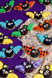 208 best halloween cookies images on pinterest decorated cookies