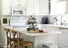 farmhouse kitchen a modern farmhouse kitchen makeover house by hoff