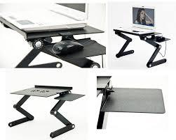 lay down computer desk zero gravity desk home designs idea