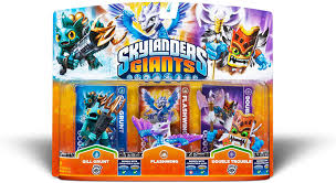amazon com activision skylanders giants triple pack 5 prism