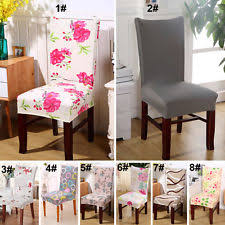 Slipcover For Dining Room Chairs Dining Room Chair Slipcovers Ebay