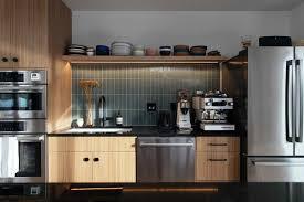 kitchen backsplash tile ideas with wood cabinets best 60 modern kitchen subway tile backsplashes wood