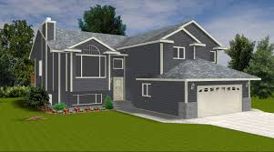 split level garage split entry house plans with attached garage luxury house bi level