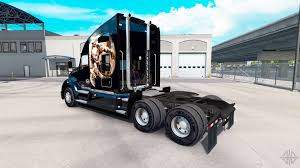 2016 kenworth tractor himera on a kenworth tractor for american truck simulator