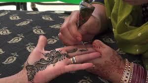 henna applique philadelphia pa usa youtube