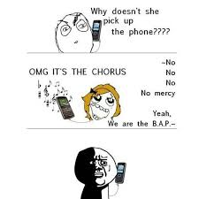 Meme Ringtones - why kpop fans should not have kpop ringtones though we all do