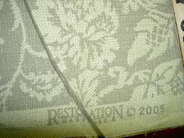 chris stone design restoration hardware taupe linen home dec fabric