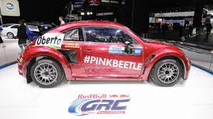 pink volkswagen beetle 2017 vw beetle grc detroit 2017 photo