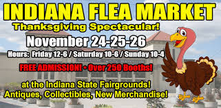 indiana flea market thanksgiving spectacular in indianapolis