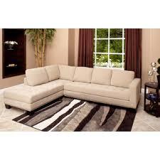 Abbyson Sectional Sofa Abbyson Claridge Fabric Sectional By Abbyson Sectional Sofa