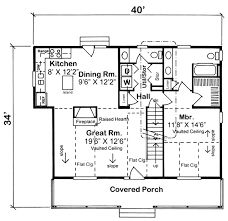 colonial style house plan 3 beds 2 50 baths 1560 sq ft plan 312 447