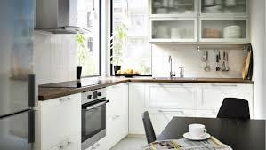 ikea cuisine blanche credence ikea cuisine trendy carrelage credence cuisine idee de
