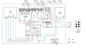 wiring diagram home theater lifier 5 1 lifier electronic