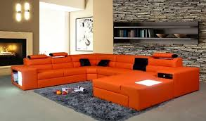 Orange Sofa Chair Top 14 Burnt Orange Sofas Sofa Ideas