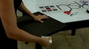 Kitchen Cabinet Wraps by How To Diy Vinyl Wrap Your Kitchen On A Budget Applying To