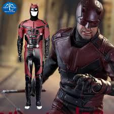 halloween suit aliexpress com buy daredevil cosplay costume mens