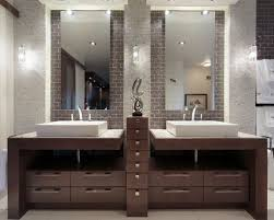 mirror ideas for bathroom bathroom vanity mirror ideas houzz