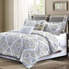 Grey And White Bedding Sets Buy King Comforter Sets White And Grey From Bed Bath U0026 Beyond