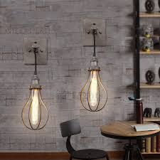 industrial wall sconce lighting simple designed industrial wall sconce light