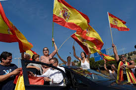 Texas Under Spain Flag Catalan Independence Referendum What U0027s Behind Divisive Spanish