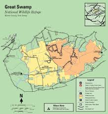 Penn State Campuses Map by Great Swamp National Wildlife Refuge Maplets