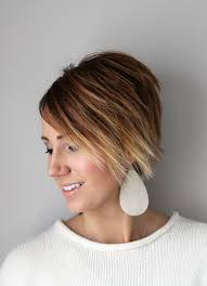 what kind of hair is used for pixie braid short hair tutorial styling a long pixie for every day one