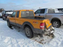 Ford Ranger Good Truck - 2008 ford ranger axle assembly rr used very good 22007167