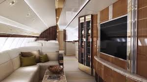 Boeing 747 Floor Plan by Most Luxurious Plane Boeing 747 8 Vip Youtube