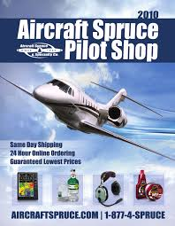aircraft spruce pilot shop catalog by aircrafts spruce issuu