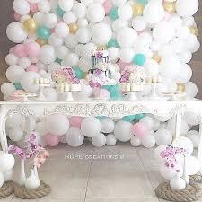 wedding backdrop balloons best 25 balloon wall ideas on balloon wall