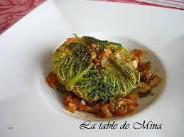 cuisiner un choux cuisiner le choux vert luxury mini choux vert farcis la table de