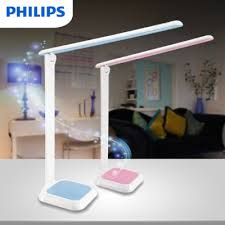 Philips Desk Lamp Hong Kong Philips 31668 Vane Led Desk Lamp Adjustable Brightness Study