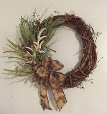 Wreath Diy Best 25 Antler Wreath Ideas On Pinterest Elk Antlers Western