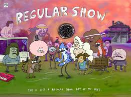 regular show 2nd first look regular show