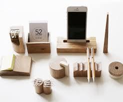 Wood Desk Accessories Wooden Desk Accessories Par Nasya Kopteva Et Braulov