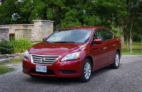 nissan sentra review 2015 nissan sentra sv canadian auto review