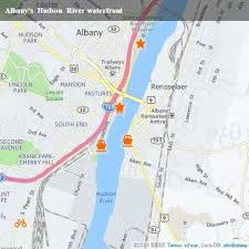 Ualbany Map It U0027s Maritime For Albany Times Union