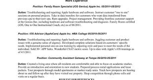 Akeene Smith Resume Google Docs - Family room specialist