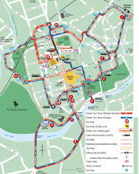 Norwegian Air Shuttle Route Map by City Sightseeing Chester Hop On Hop Off Tour Tour Chester