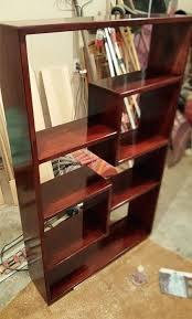 Target Corner Bookcase Bookcase Bookcase Cherry Finish Ladder Bookcase Cherry Finish