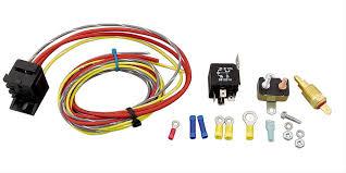 universal automotive electric fan wiring diagram champion