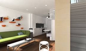 mkca u2014 micro duplex apartment