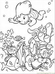 ayso1236 coloring page ocean animals color pages giraffe color