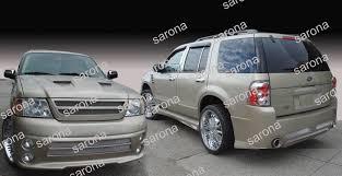 2005 ford explorer custom found a company that has a custom fiberglass ford explorer