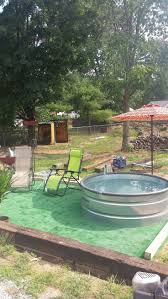 22 best galvanized stock tank pool images on pinterest stock