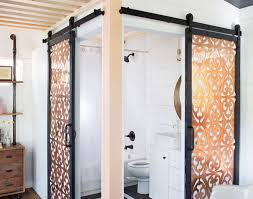 barn door ideas for bathroom door sliding bathroom doors awesome small access door 25 best